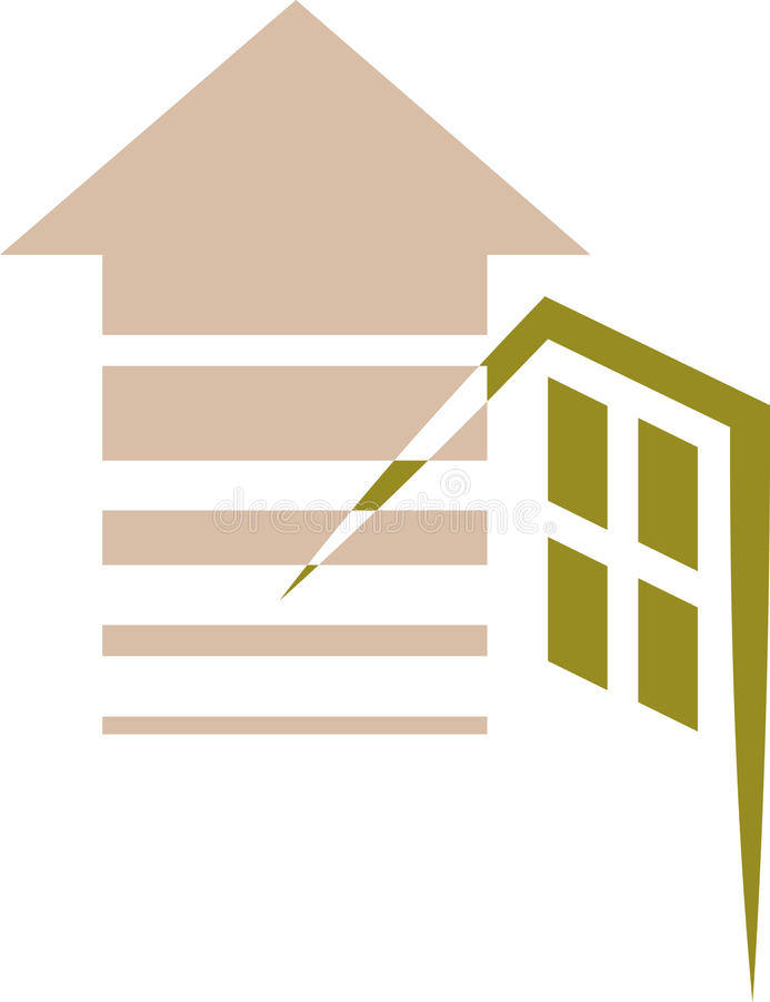 Symbole de construction illustration libre de droits