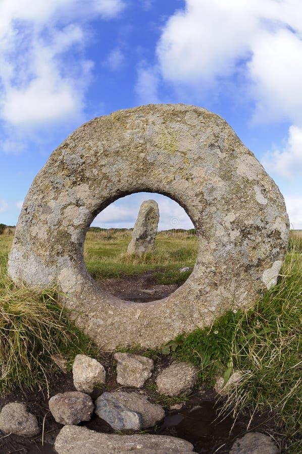 Symbole de fertilité préhistorique photos libres de droits