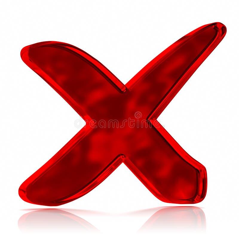 Symbole de repère de Croix-Rouge illustration de vecteur