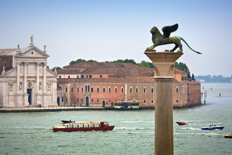Symbole de Venise images libres de droits