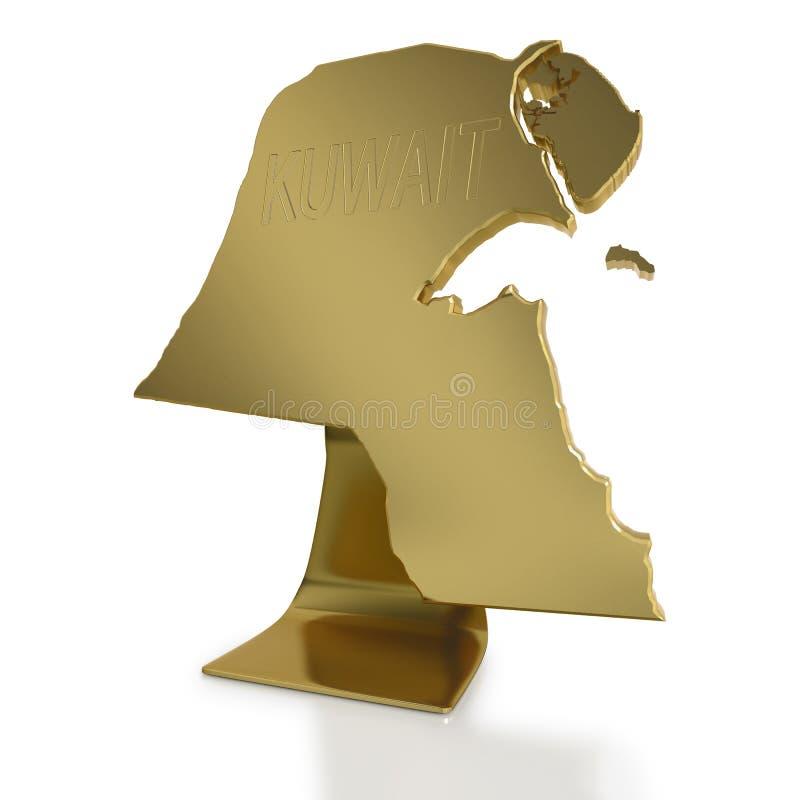 Symbole der OPEC-Erdöl produzierend Nationen lizenzfreie abbildung