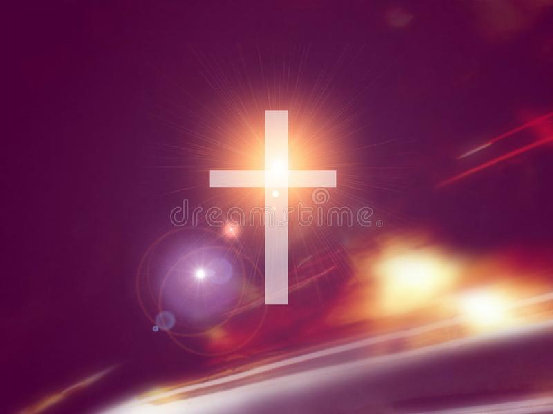 Symbole des Gottes lizenzfreies stockfoto