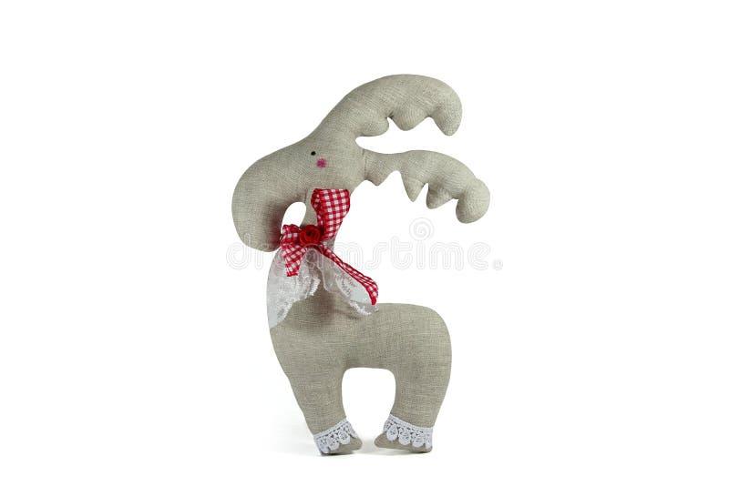 Symbole doux de jouet de l'amour, d'isolement images libres de droits