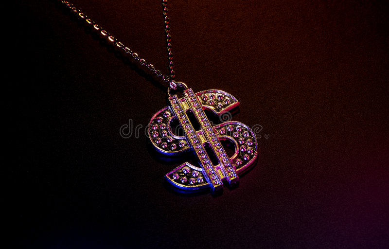 Symbole du dollar photo libre de droits