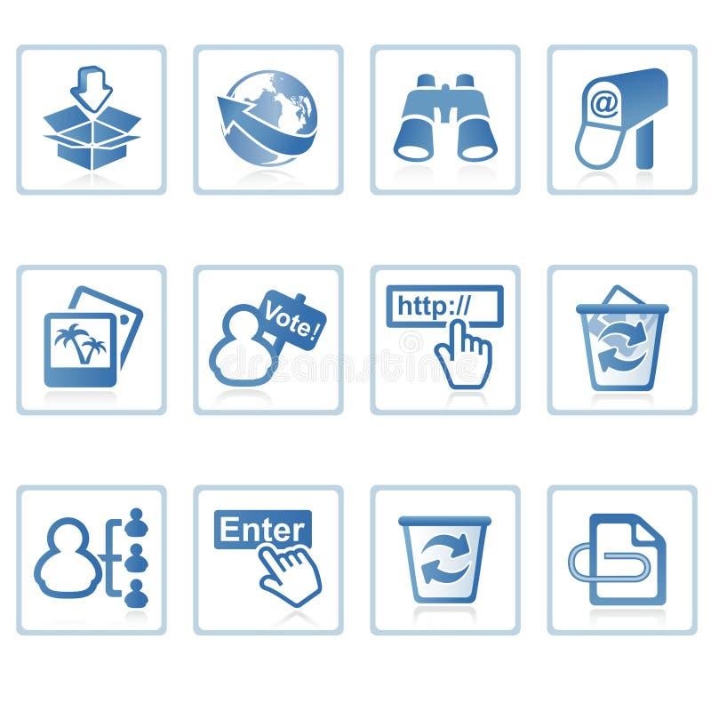 symbole ii strona internetu
