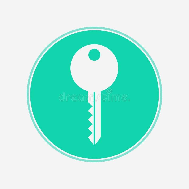 Symbole principal de signe d'icône de vecteur illustration de vecteur