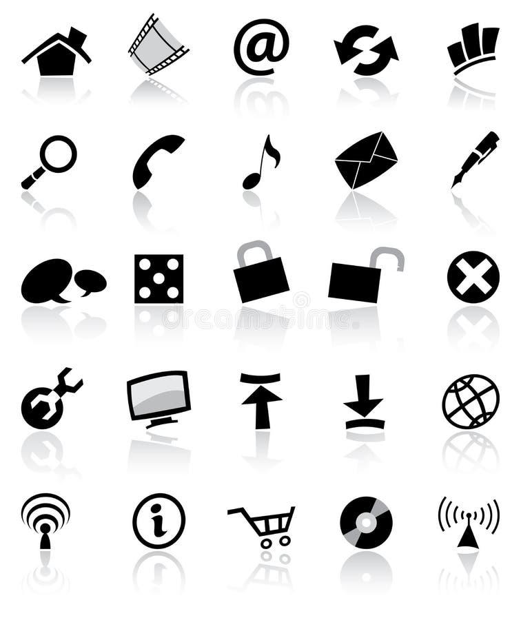 symbole sieci