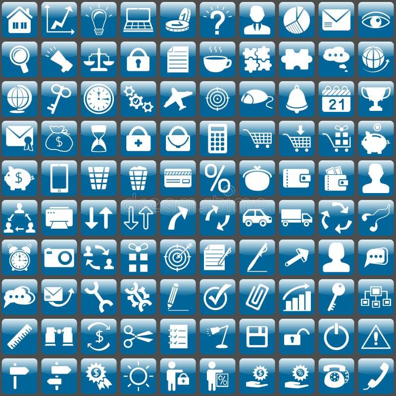 symboler för ai-affär cs2 eps inkluderar arkivfoton