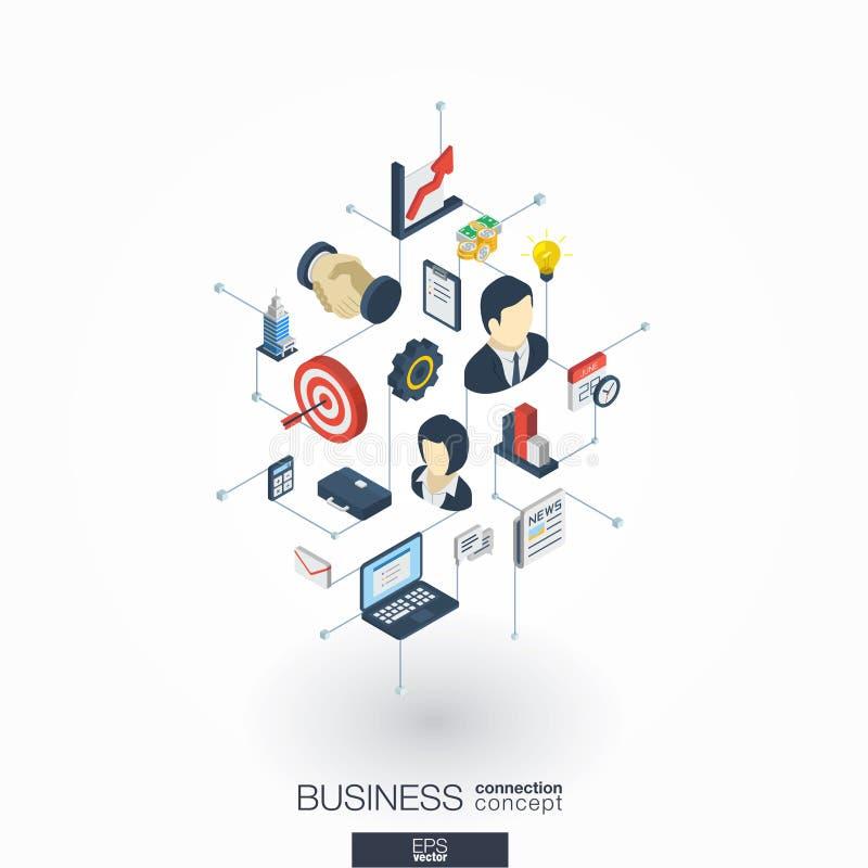 Symboler för rengöringsduk 3d för teknologi inbyggda Isometriskt begrepp för Digitalt nätverk stock illustrationer