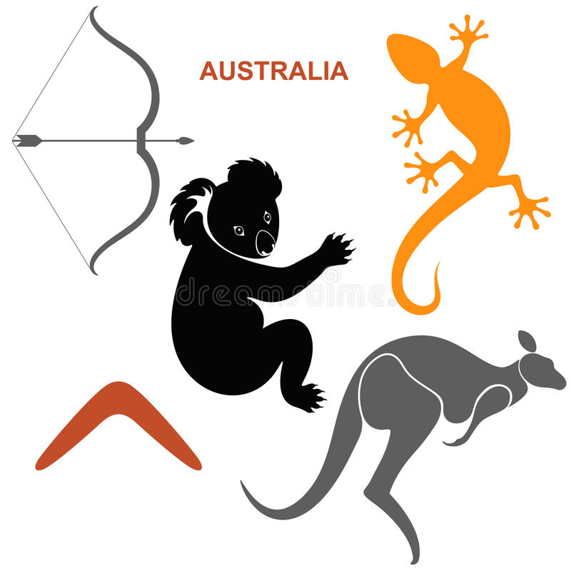 Symboles australiens