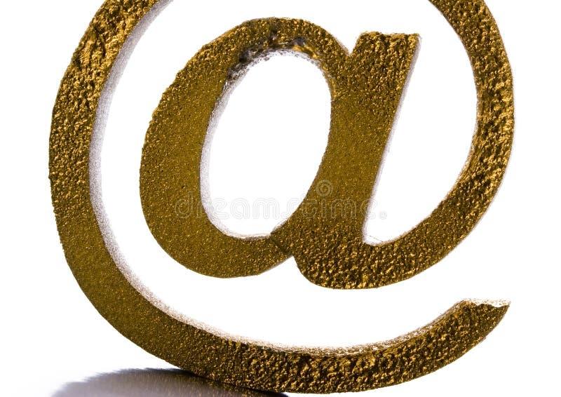 Symboles d'Internet image libre de droits