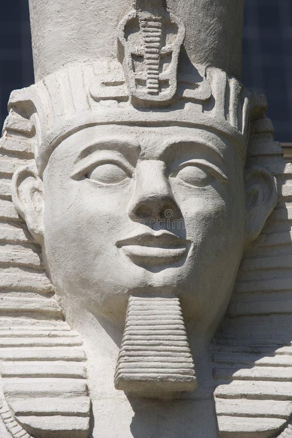Symboles de l'Egypte. image stock