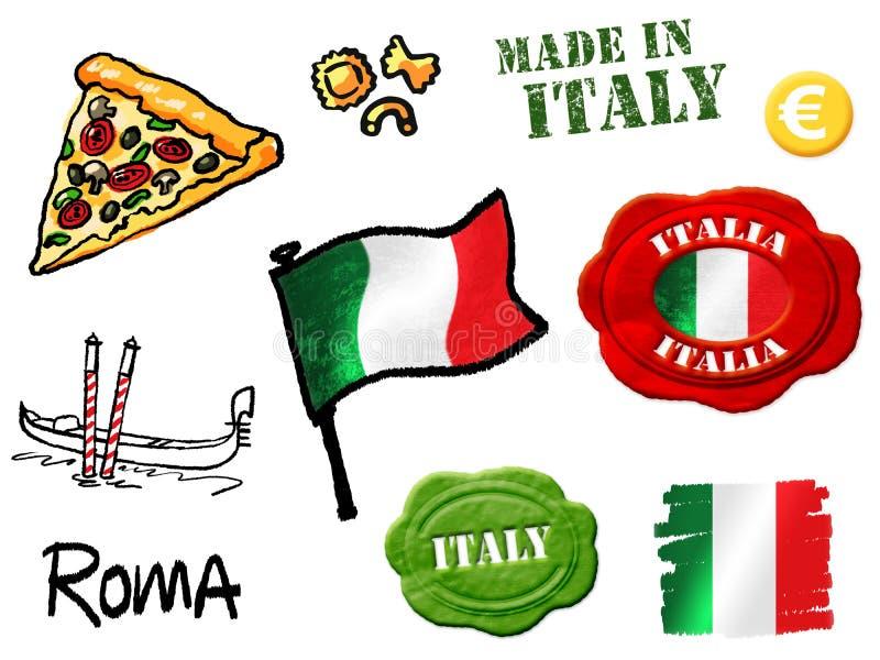 Symboles de l'Italie