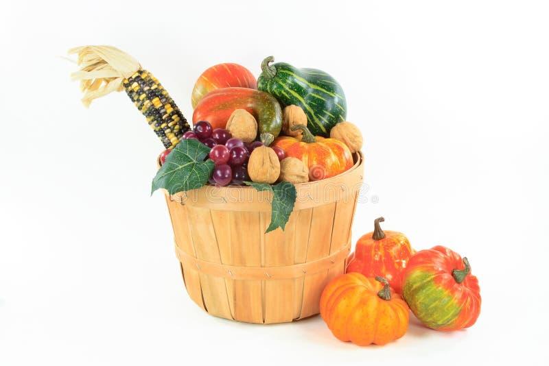 Symboles du jour d'automne et d'action de grâces - horizontal. photos libres de droits