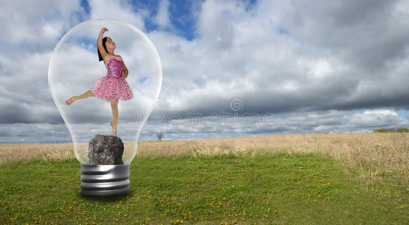 Environment, Environmentalism, Nature, Peace, Hope stock image