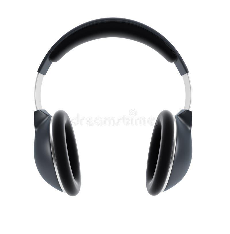 Download Symbolic Headphones Royalty Free Stock Photography - Image: 19977807