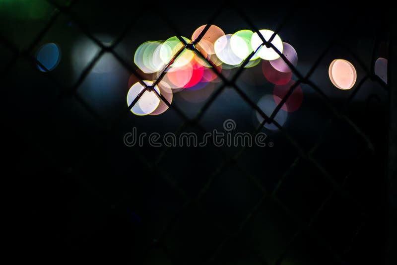 Symboliserar våra drömmar bak barriären av vår medvetenhet stock illustrationer