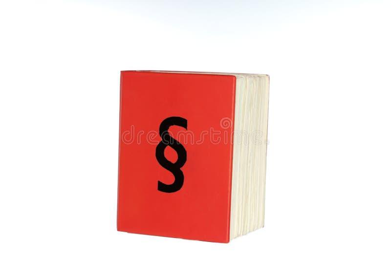 Symbolisk skattbok royaltyfria bilder
