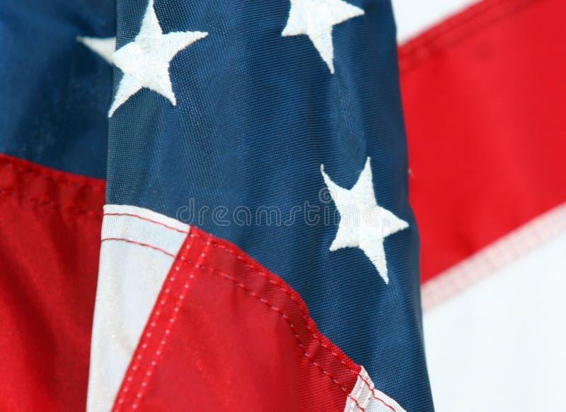 Symboliska Amerika Royaltyfria Bilder