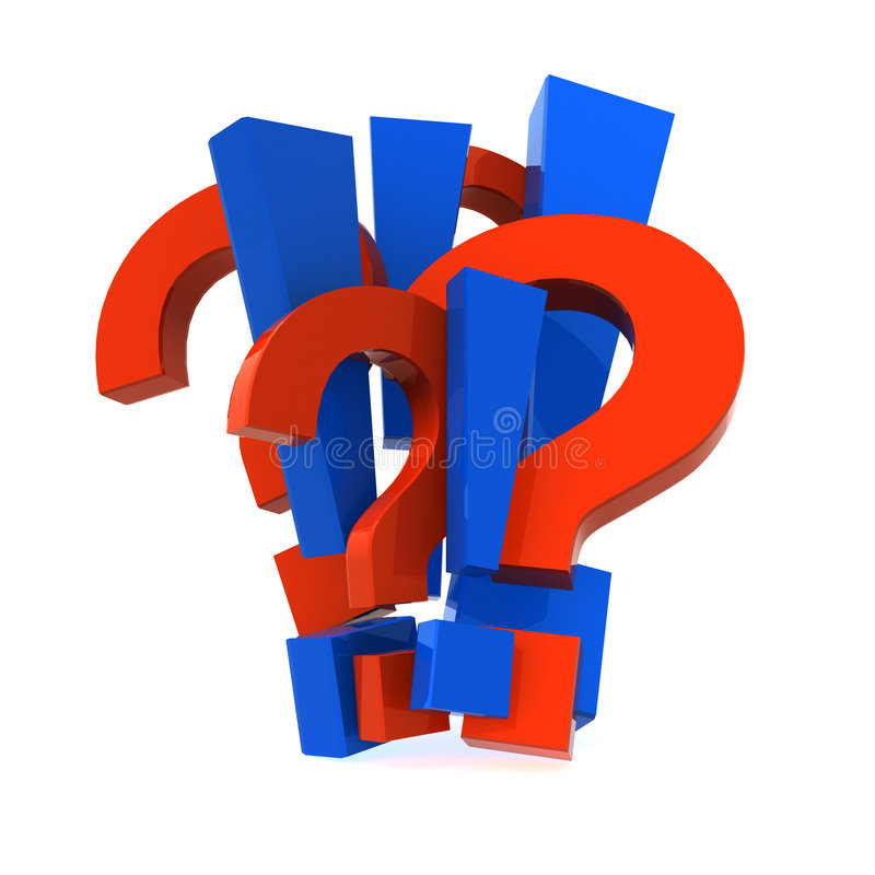 Download Symbols stock illustration. Image of asking, mystery, mark - 5292402