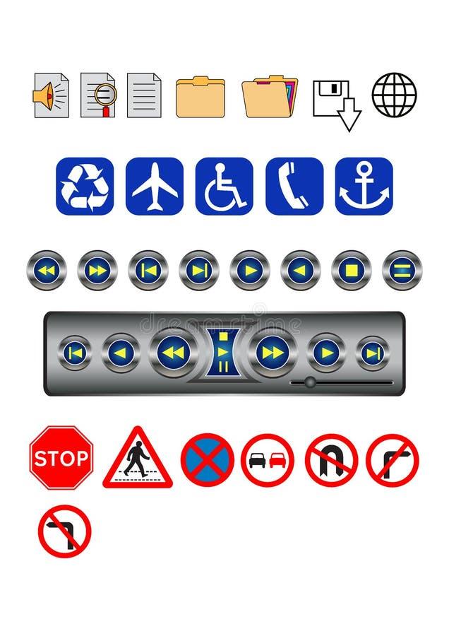 Symbols collection