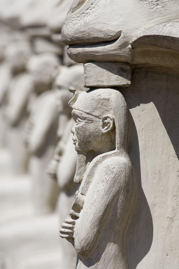 Symbols Of Egypt. Stock Photo