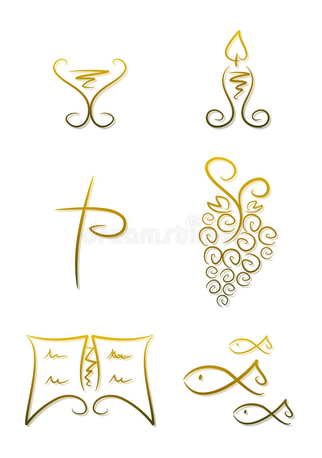 Free Symbols For Religion/christianity Stock Photography - 14058182
