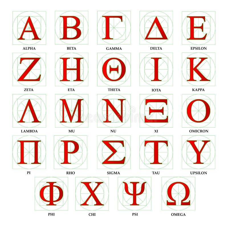 Free Symbols Greek Alphabet Royalty Free Stock Photos - 100707728