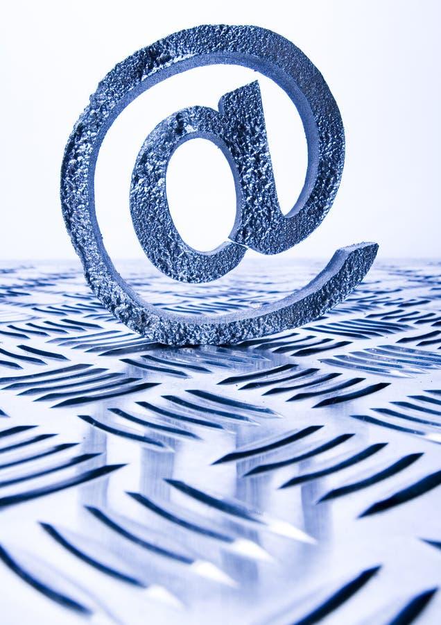 Symbols Of Internet Royalty Free Stock Photography