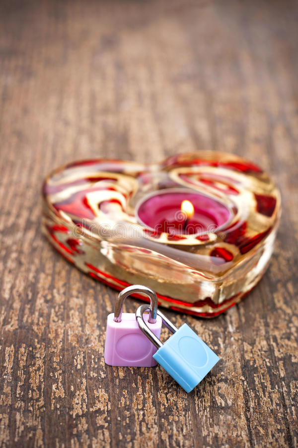 Download Symbols of love stock photo. Image of pink, concepts - 28833568