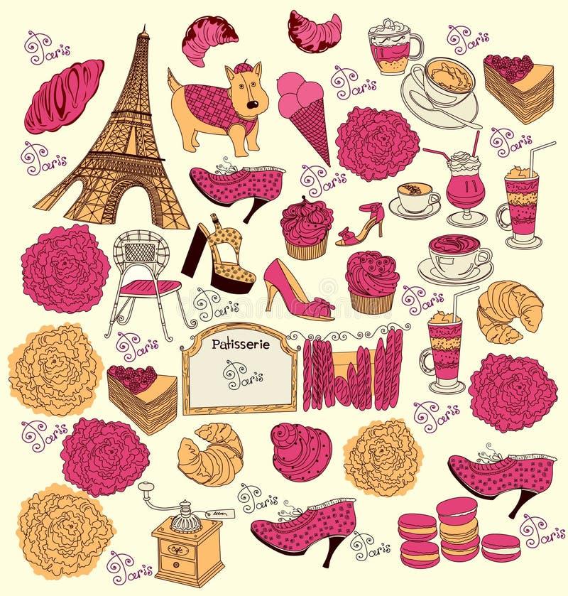 Download Symbols Of Paris Stock Image - Image: 15350791