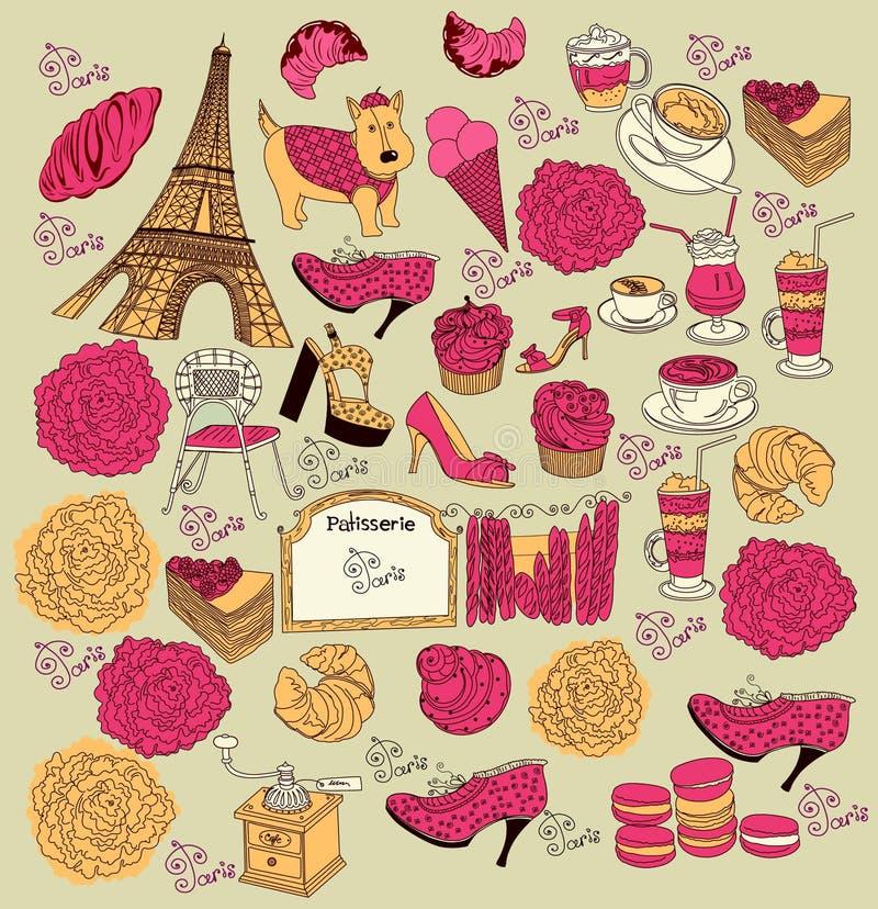 Download Symbols Of Paris Royalty Free Stock Photography - Image: 15977017