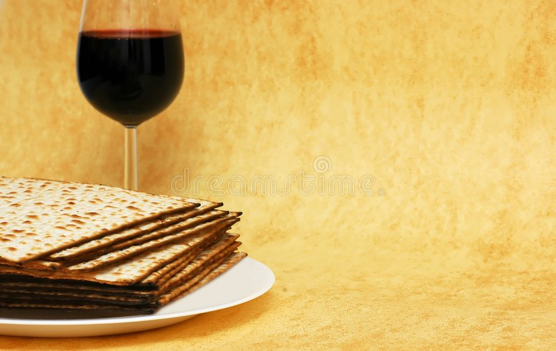 Download Symbols of Passover stock photo. Image of matzos, lamp - 4733400