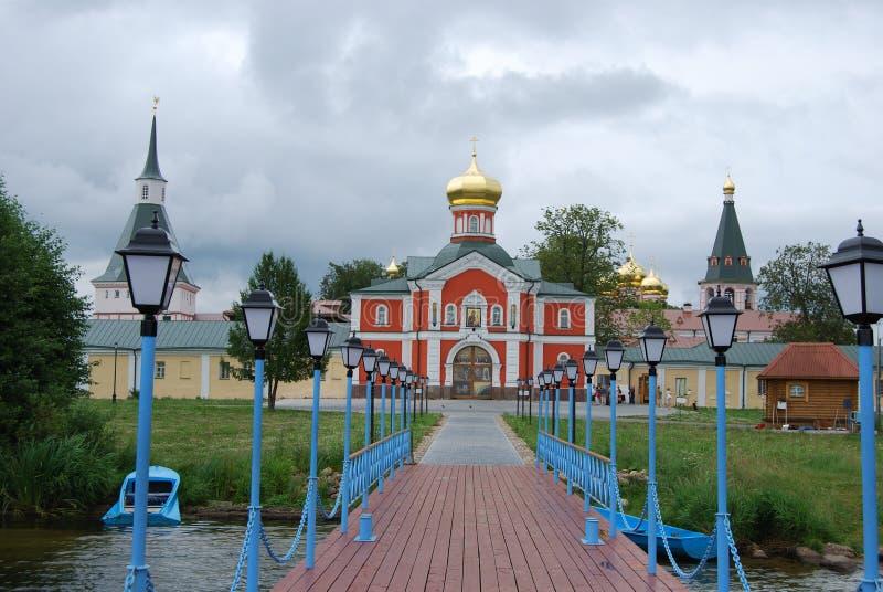 symbolsiverskayakloster royaltyfri foto