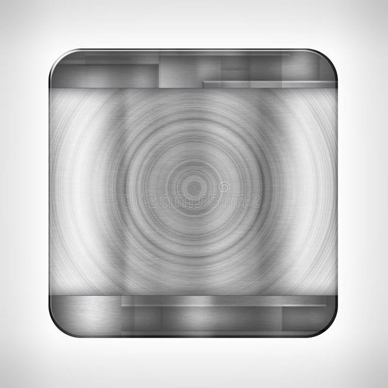 Symbolsmall för applikationer royaltyfri illustrationer