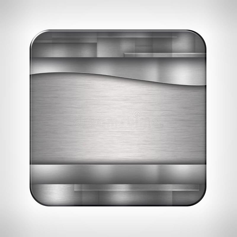 Symbolsmall för applikationer vektor illustrationer