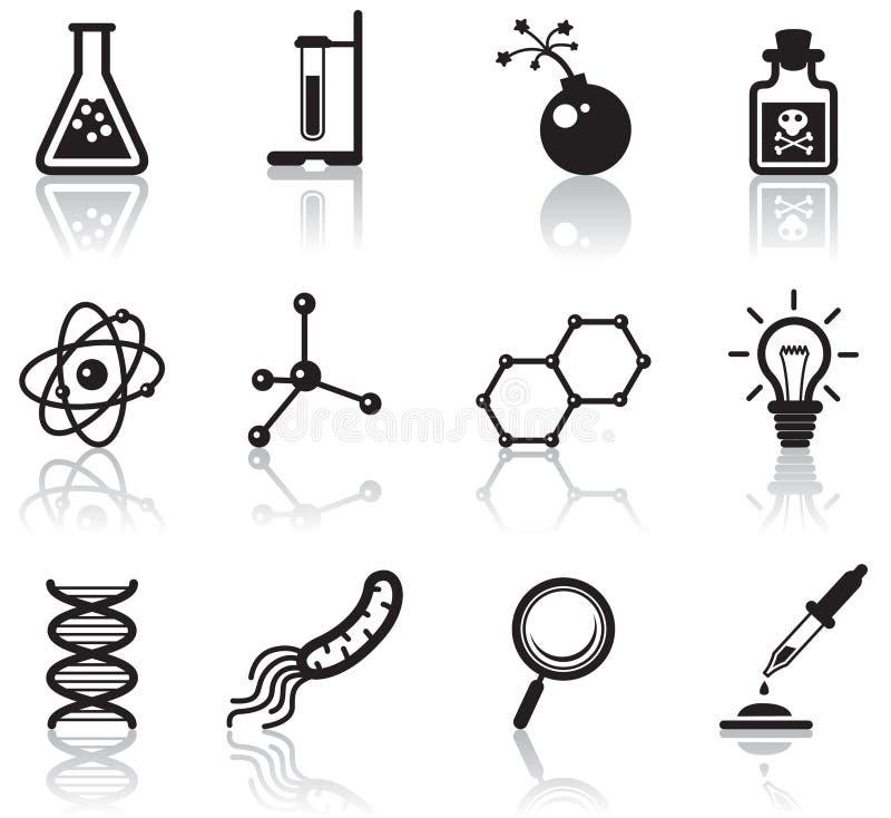 symbolsvetenskap stock illustrationer