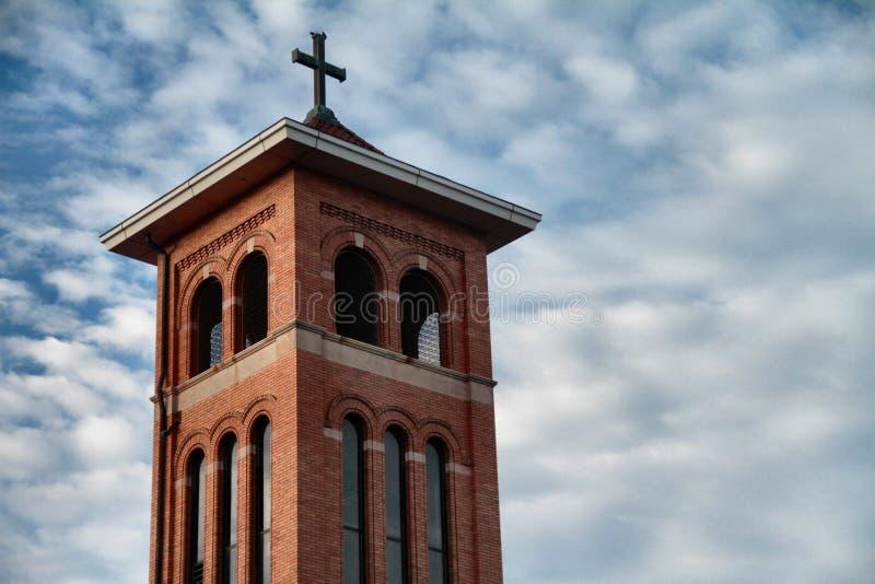 Symbool van godsdienst stock fotografie