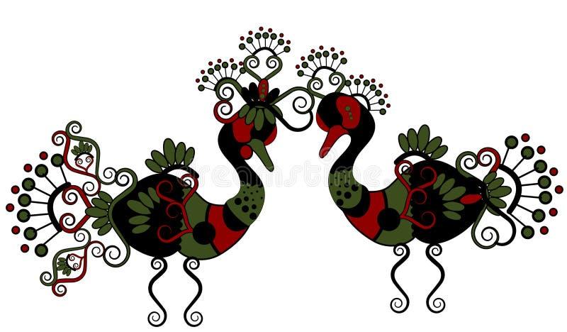 Symbool van liefde vector illustratie