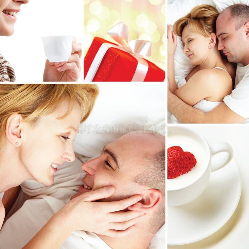 Symbool van liefde stock foto