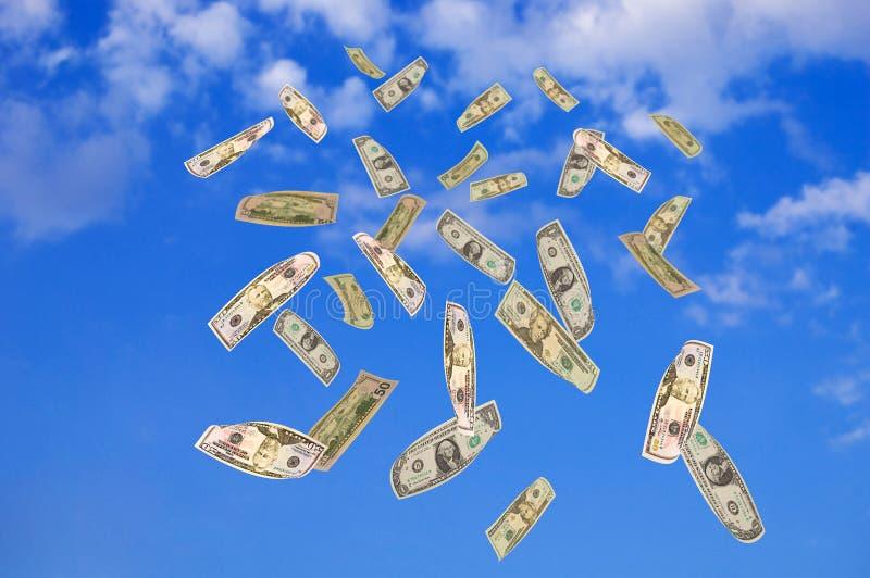 Symbool van rijkdom en succes. stock fotografie