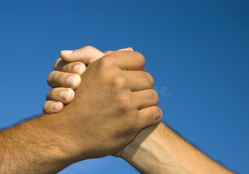 Symbool van vrede stock foto