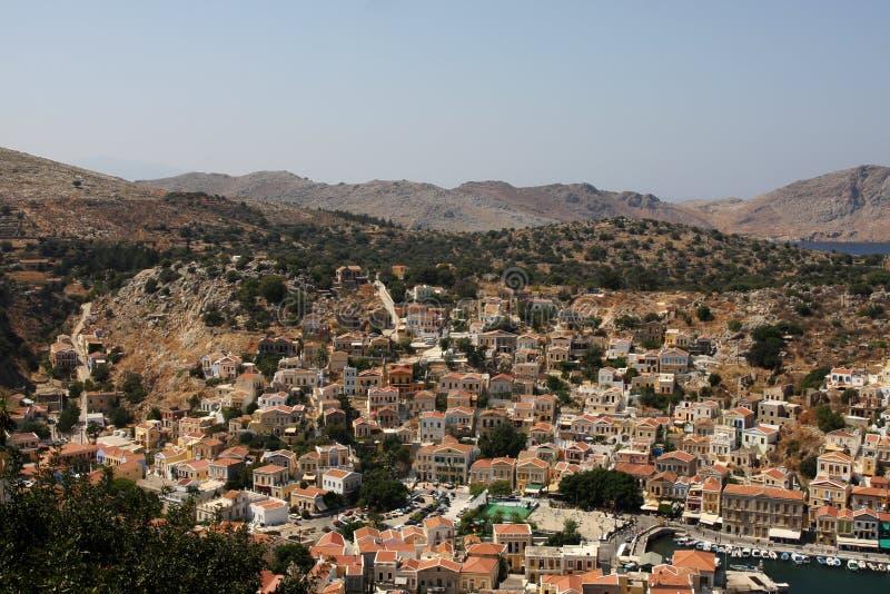 Download Symi, Greece Stock Image - Image: 25505521