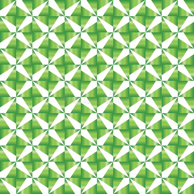 Download Symmetric Green Pattern stock illustration. Image of leaf - 7224767