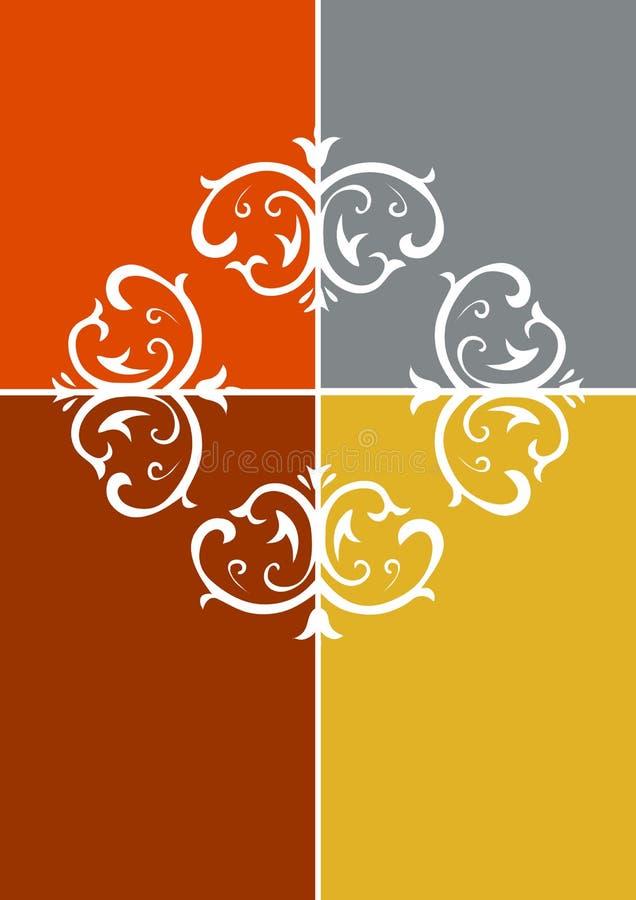 Download Symmetric ornament stock vector. Illustration of symmetric - 1148751