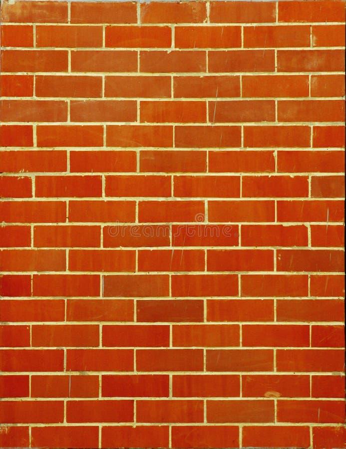 Symmetrical brick texture royalty free stock image