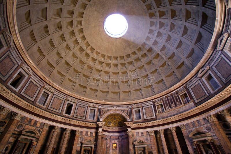Pantheon Rome royalty free stock image