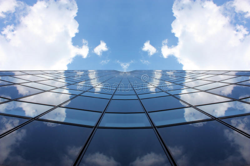 Download Symmetrical skyscraper stock photo. Image of symmetrical - 17578762