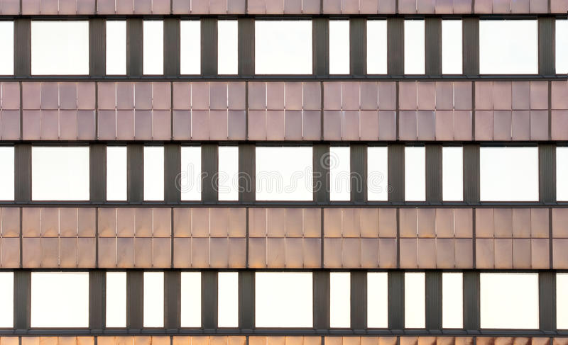 Symmetrical Wall Royalty Free Stock Images