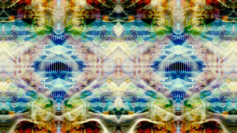 SymmetryArt 01 stockfoto